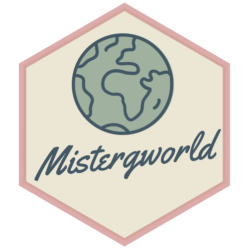 Mistergworld